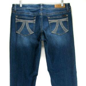 Seven7 - Jeans - Actual Size 35 - 33 inseam